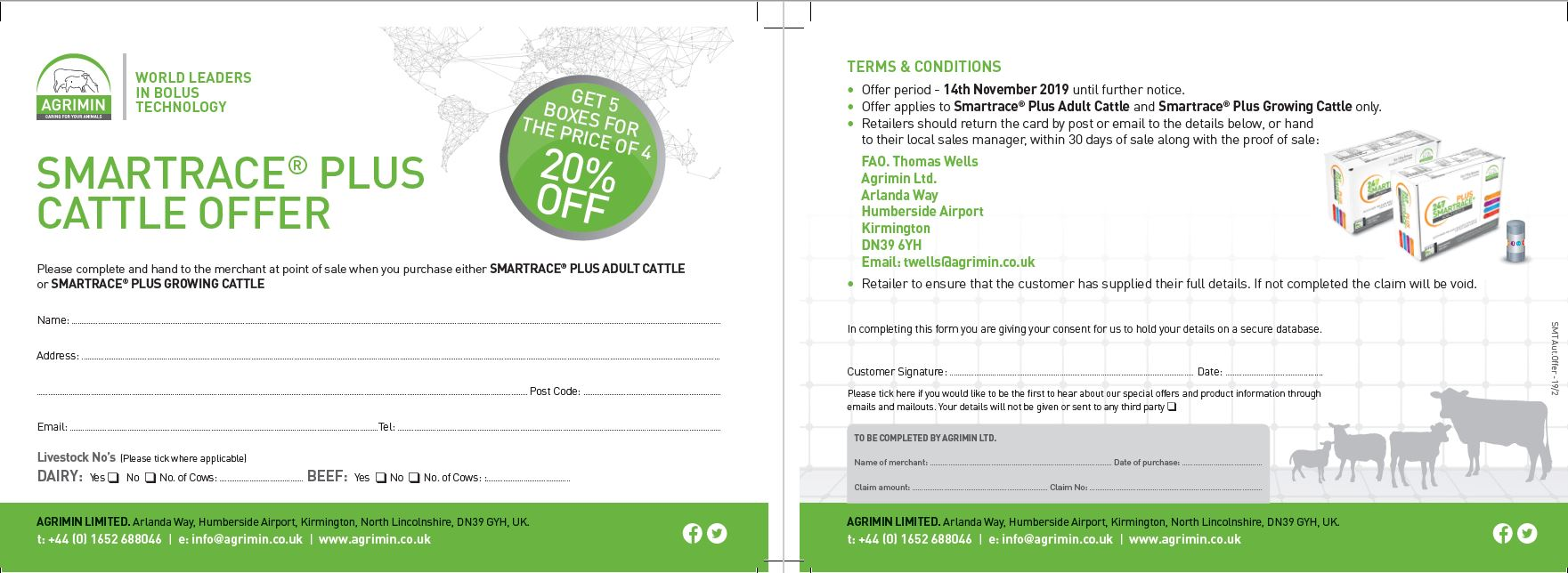 Image of offer card